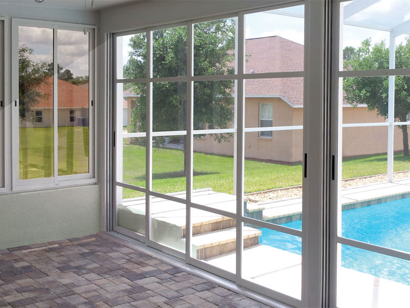 Windows commercial residential aluminum venice fl for Residential window manufacturers
