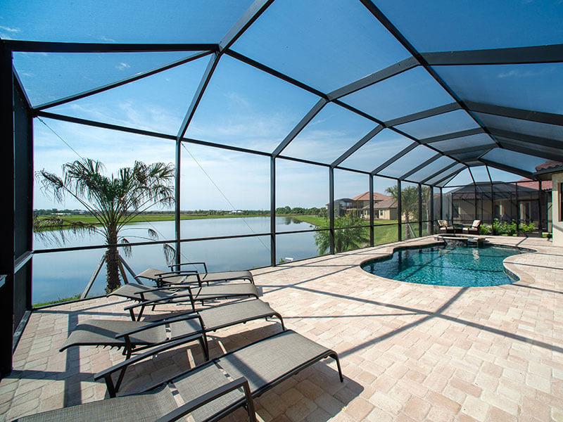 Pool Amp Patio Enclosures Commercial Residential Aluminum