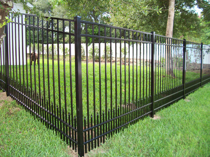 black_aluminum_fence_example