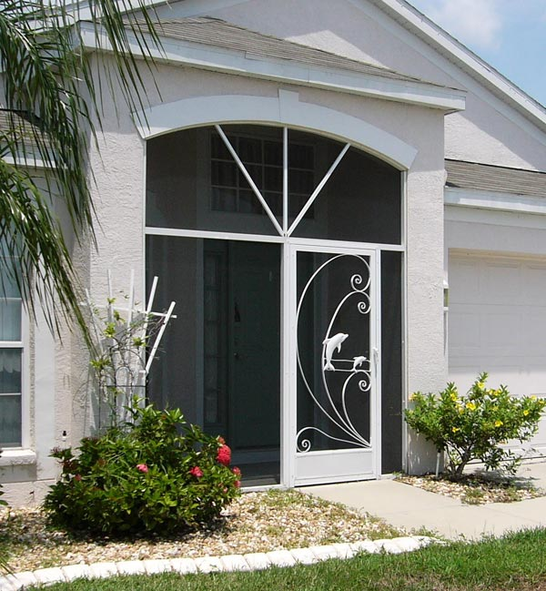 Entry And Lanai Enclosures Commercial Residential