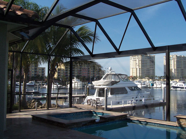 Sarasota Pool Cages Commercial Residential Aluminum