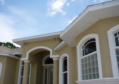 Soffit and Facia