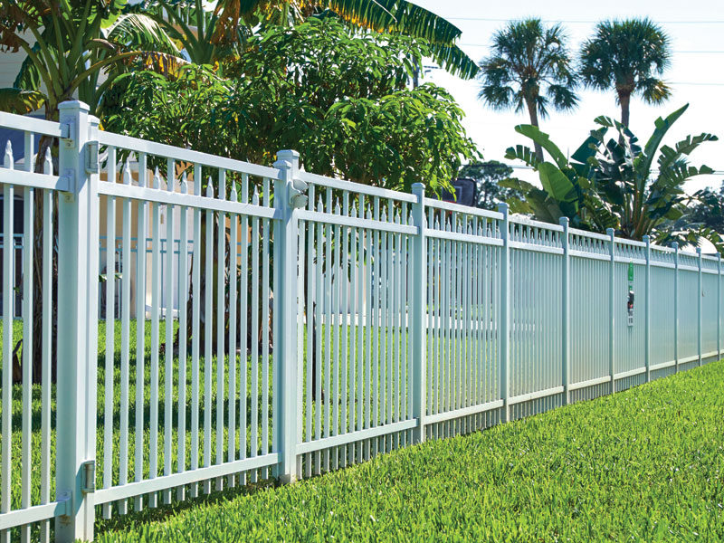 Florida Aluminum Fence