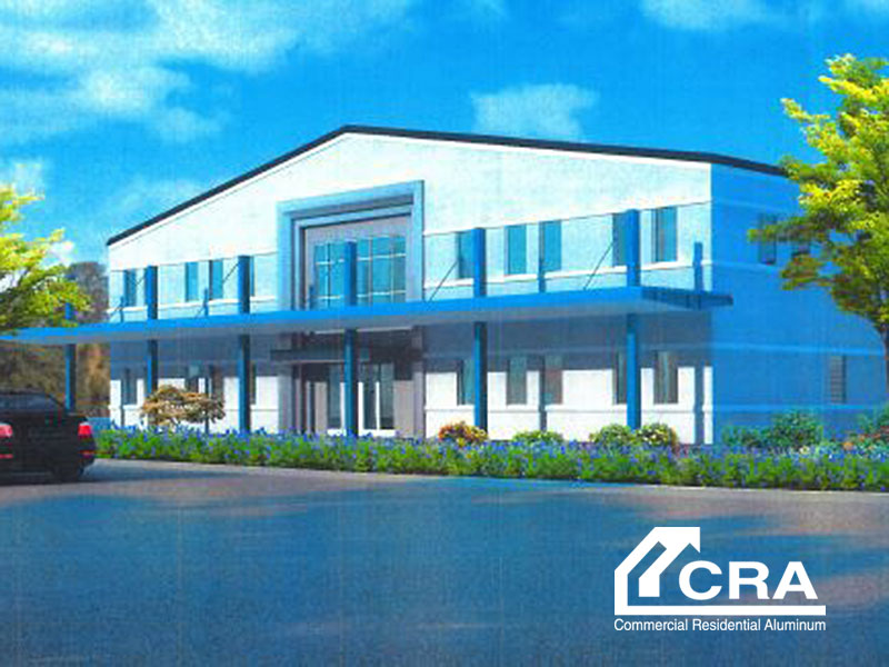 New and expanded CRA facility in Venice