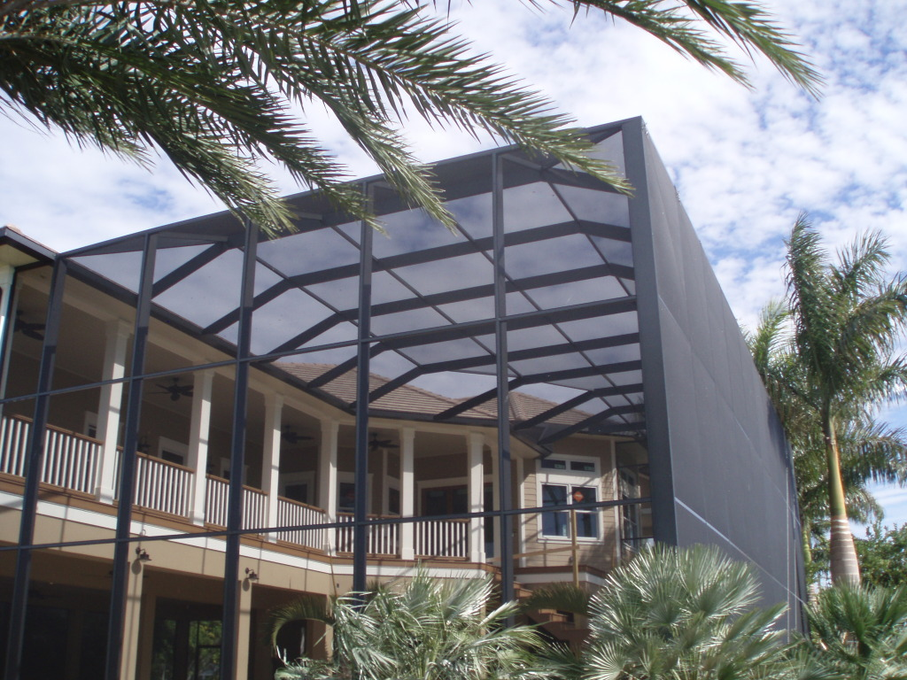 Pool & Patio Enclosures - Commercial Residential Aluminum ... on Patio Enclosures  id=95258