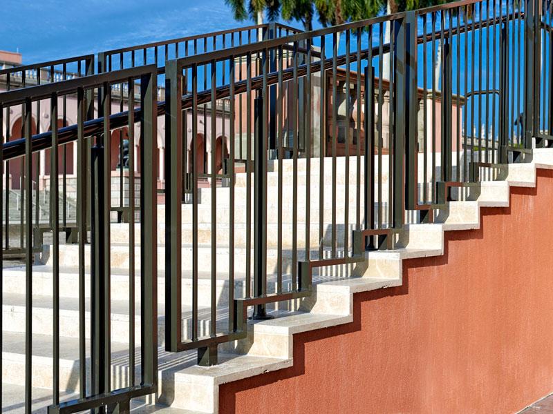 custom handrail sarasota