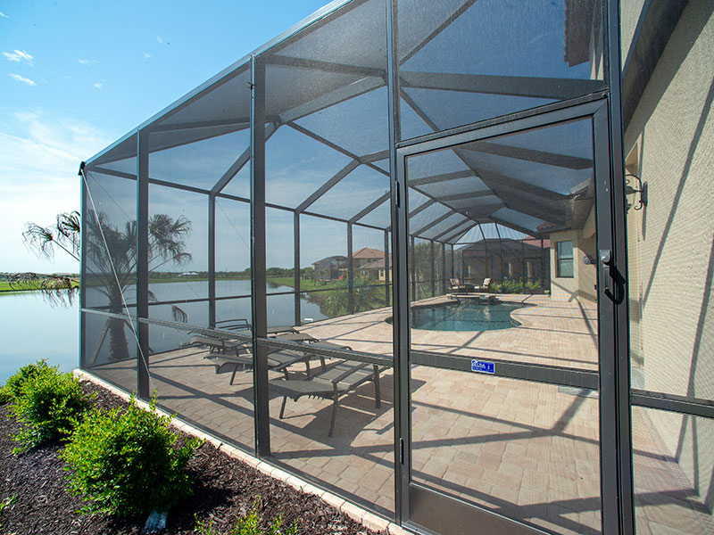 ft myers florida pool and patio enclosures