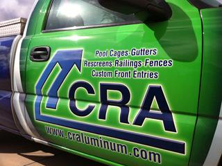 CRA, Commercial Residential Aluminum