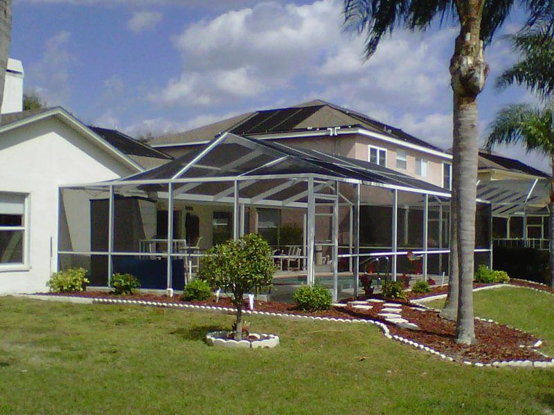 Screen 02 Commercial Residential Aluminum Sarasota