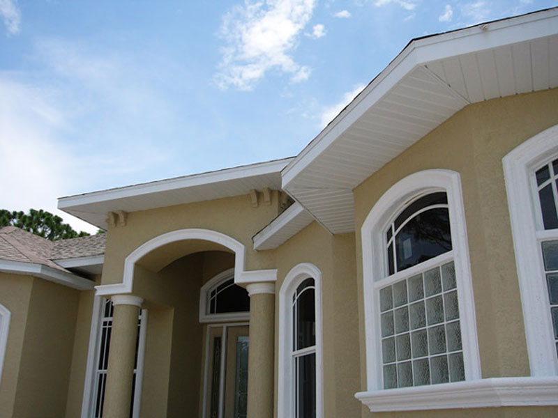 soffit and facia from CRA