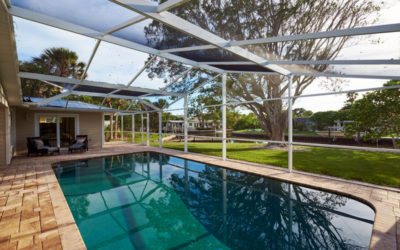 Sarasota Pool Enclosure