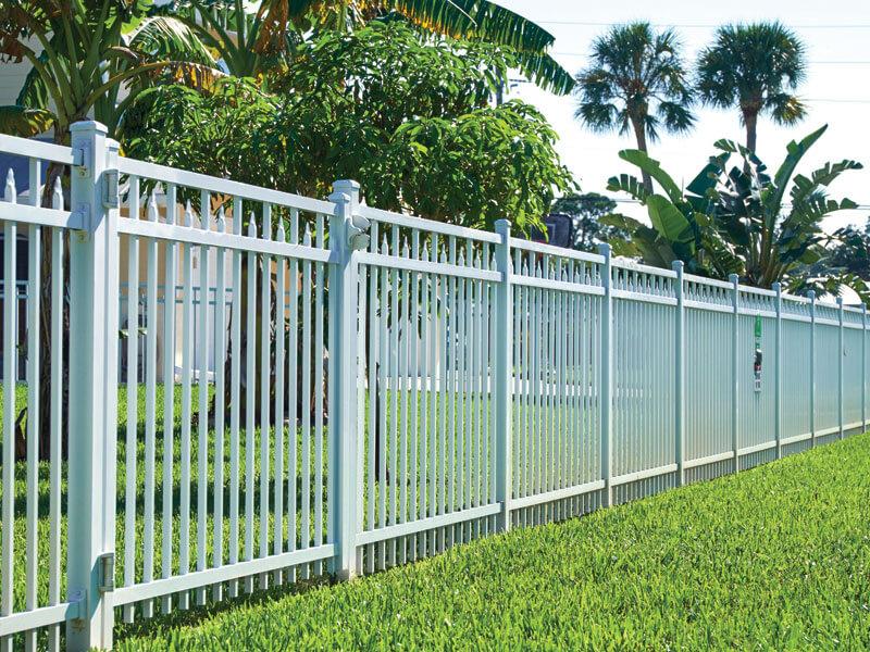 sarasota aluminum fence